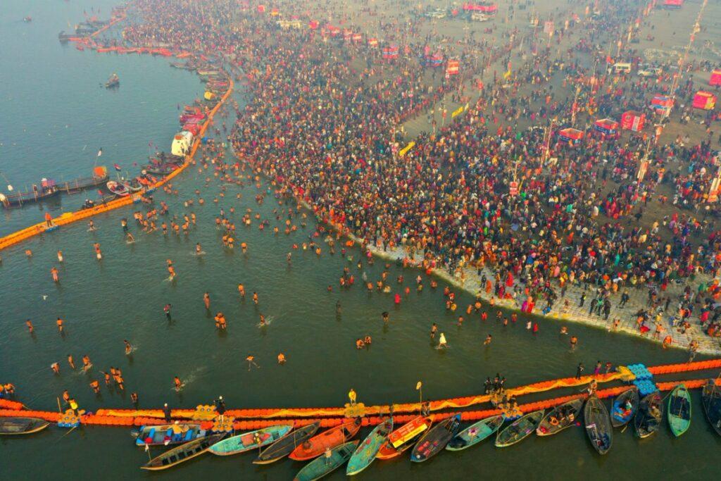 Ganga Mela in Kanpur